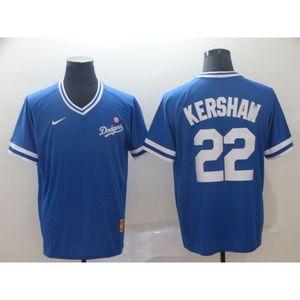 Los Angeles Dodgers Clayton Kershaw Jersey 3